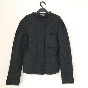 Euc Vince Wool Jacket Sz 8